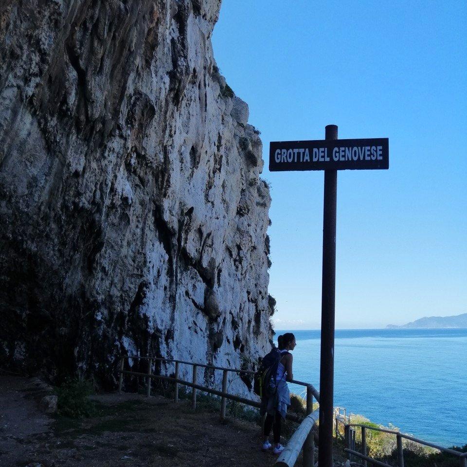Grotta Genovese Levanzo