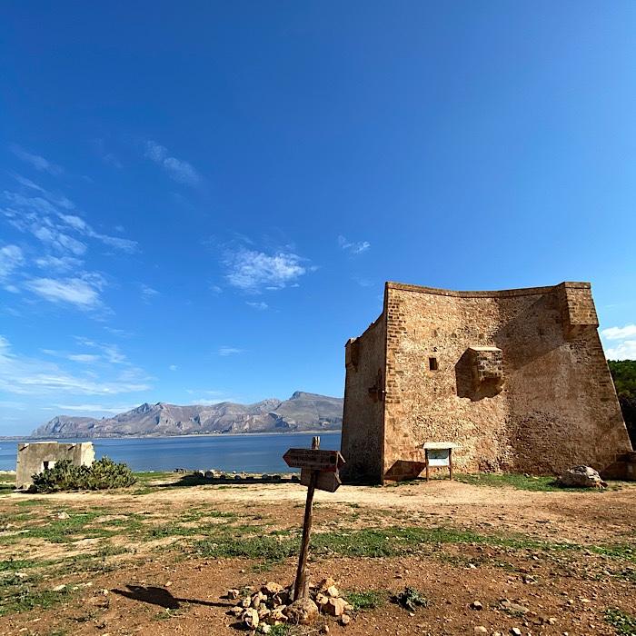 monte cofano sicilia